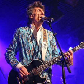 Ronnie Wood courtesy Judy Totton