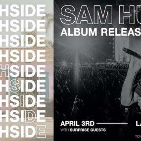 Sam Hunt album party MCA Nashville