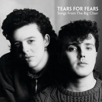 Tears For Fears Songs Big Chair Reissue