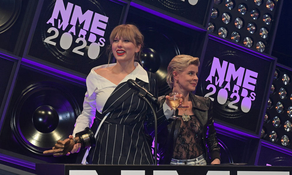 Taylor-Swift---NME-Awards-GettyImages-1200378540
