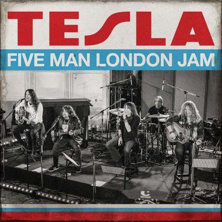 Tesla Five Man London Jam Album