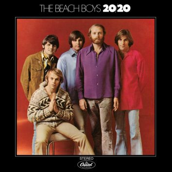 The Beach Boys 20/20 album cover 820