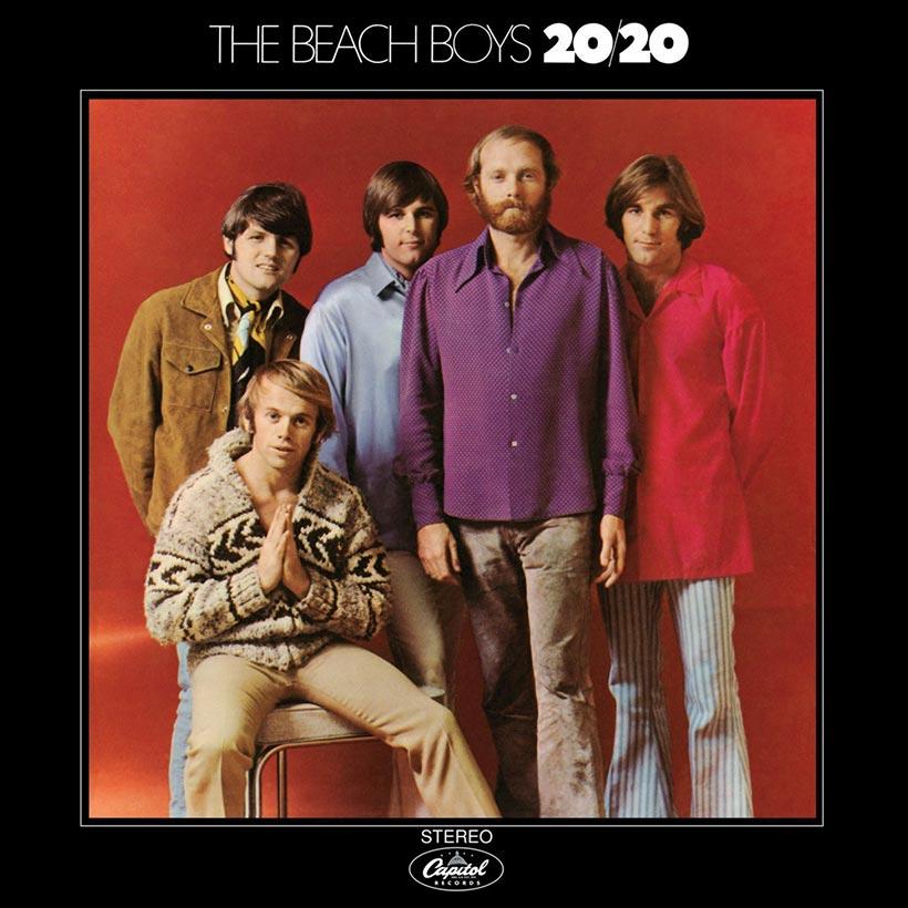 The Beach Boys 20/20 album cover 820