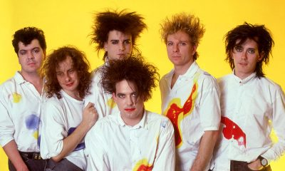 The Cure - Artist Page