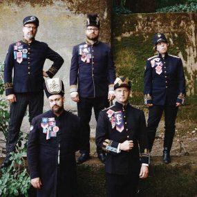 The Decemberists Press Photo - Autumn-de-Wilde