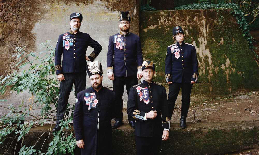The Decemberists Press Photo - Autumn-de-Wilde