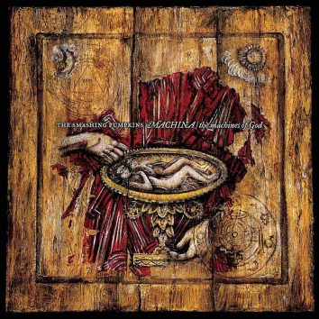 The Smashing Pumpkins Machina The Machines Of God album cover 820