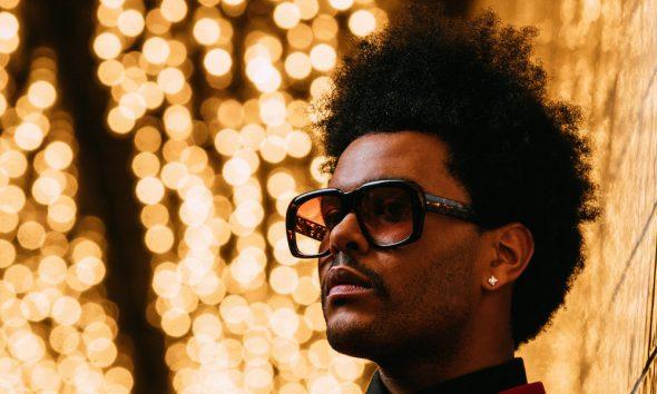 The Weeknd Press Shot
