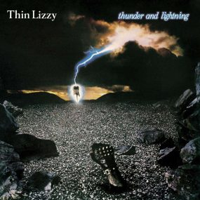 Thin Lizzy Renegade Thunder Lightning Vinyl Reissues