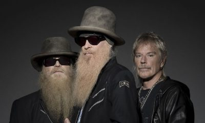 ZZ Top Press Tour Photo - Ross Halfin