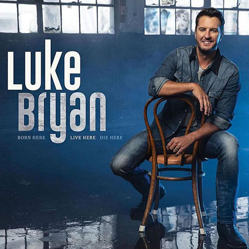 Listen To Title Song Of Luke Bryan's 'Born Here Live Here Die Here' Album