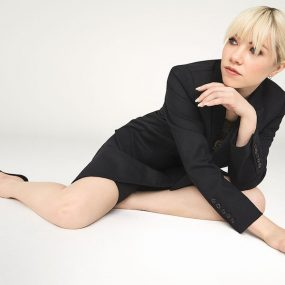 Carly Rae Jepsen Let's Be Friends Press Photo