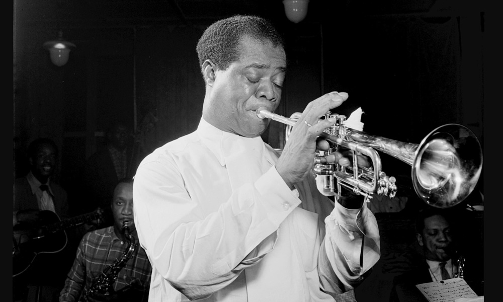 Louis Armstrong Playlists