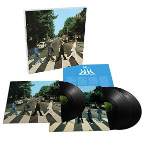 The Beatles Abbey Road Vinyl Box Set
