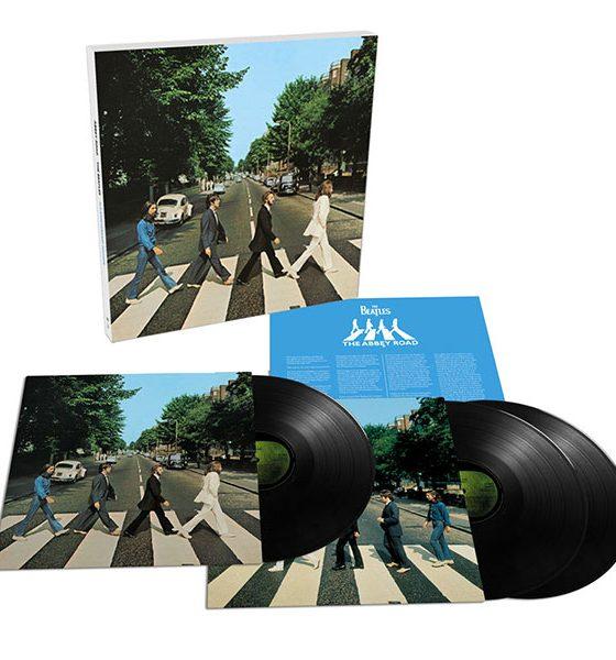 The Beatles Abbey Road Vinyl Box Set