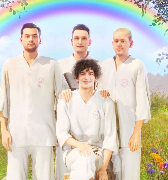 The 1975 The Birthday Party Press Photo