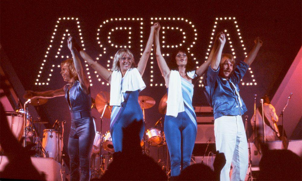 ABBA Live At Wembley Arena Press Shot 1000 CREDIT Anders Hanser (c) Premium Rockshot