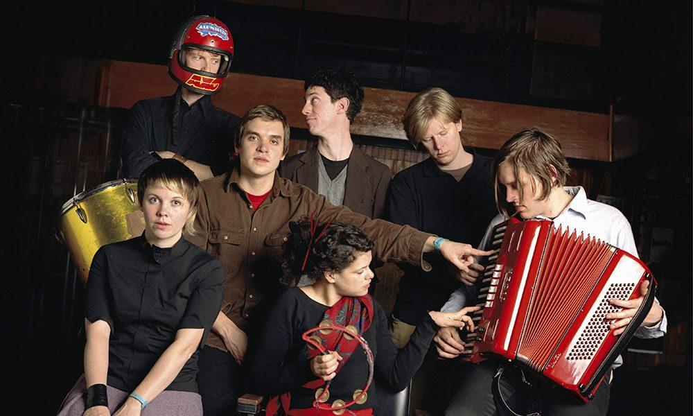 Arcade Fire - Artist Image