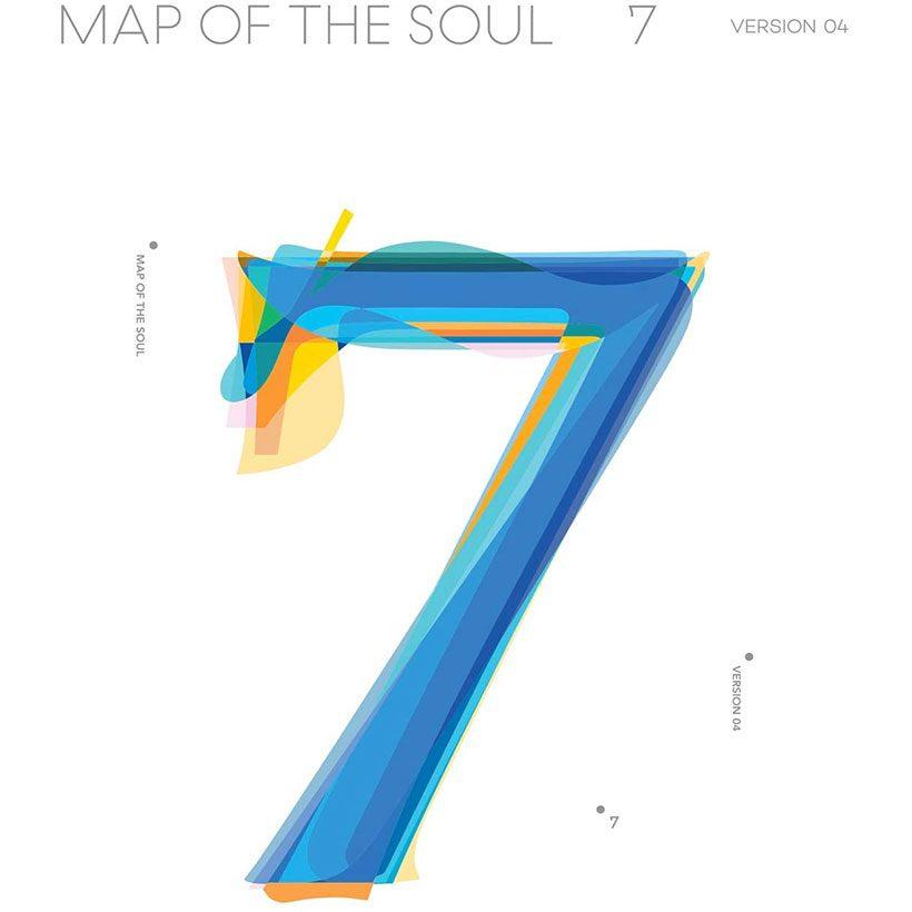BTS Map Of The Soul 7 Artwork