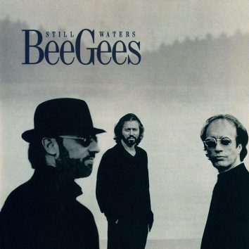 Bee Gees Still Waters album cover 820