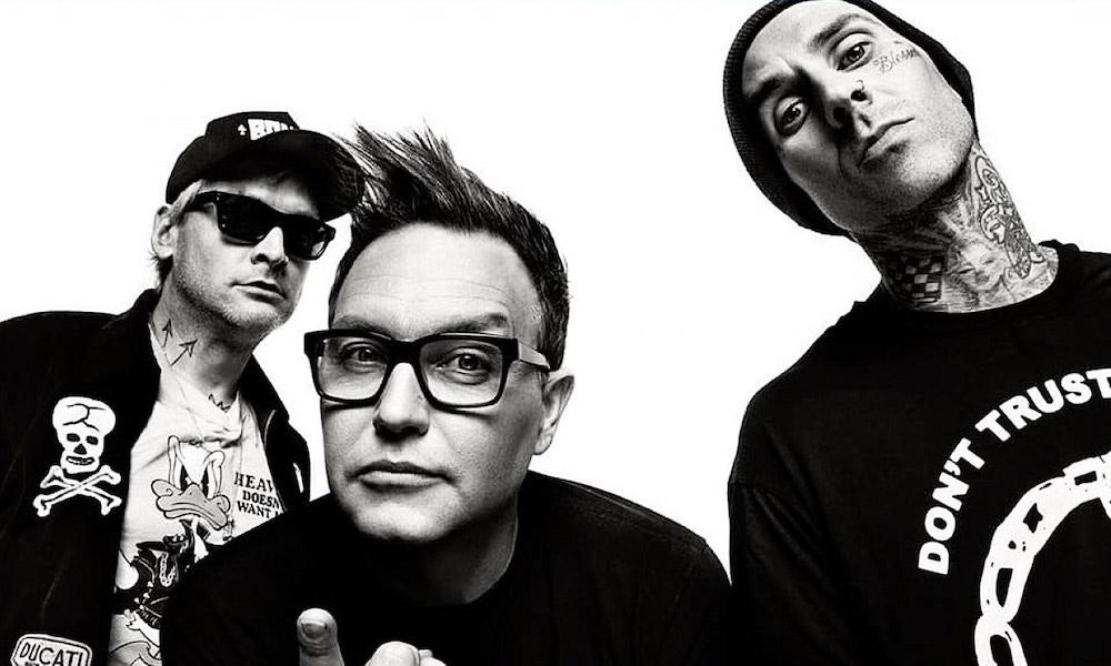 Blink 182 Press Photo - Randall Slavin