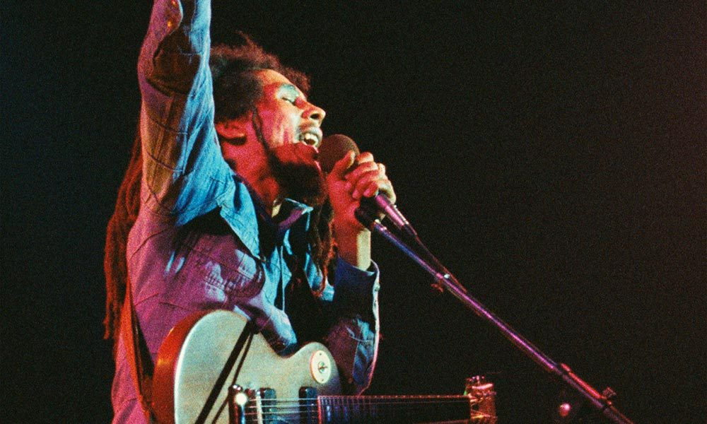 Bob Marley Iron Lion Zion song story
