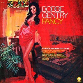 Bobbie Gentry Fancy album cover 820