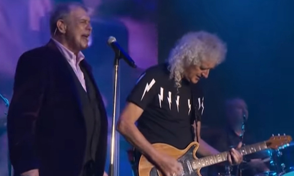 Brian-May-Fire-Fight-Australia-Concert