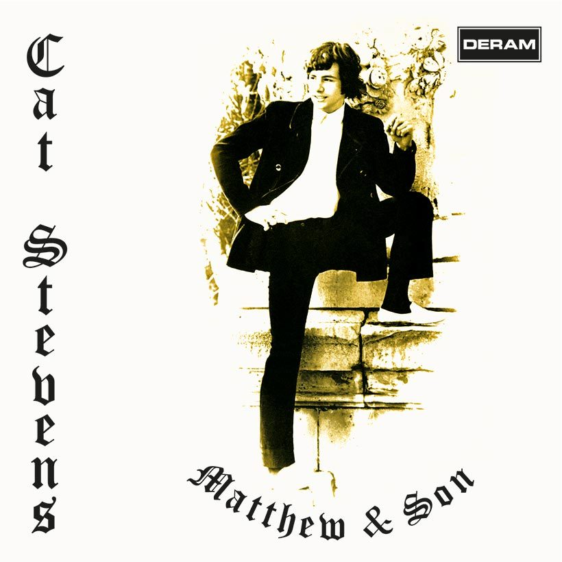 Cat Stevens Matthew And Son album cover 820