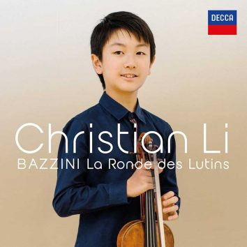 Christian Li La Ronde Des Lutins cover