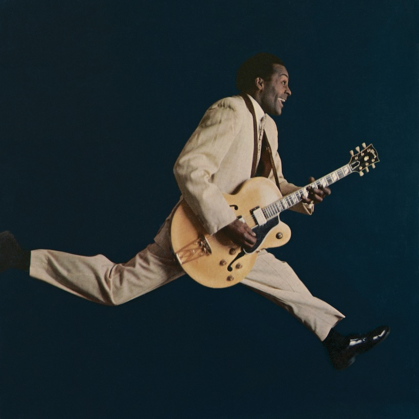 Chuck Berry splits credit Universal Music Archives
