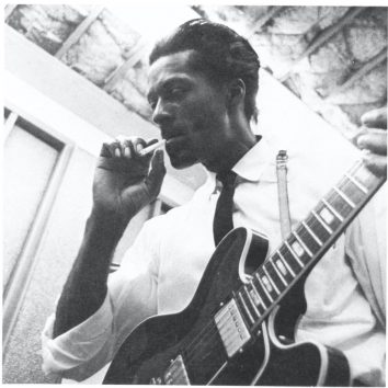 Chuck Berry Chess Records Archives credit Don Bronstein
