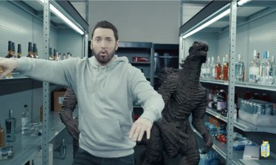 Eminem Godzilla Music Video