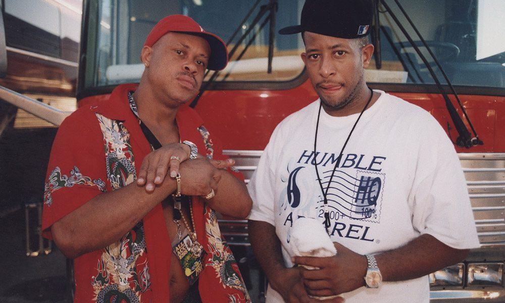 Gang Starr Photo: Raymond Boyd/Michael Ochs Archives/Getty Images