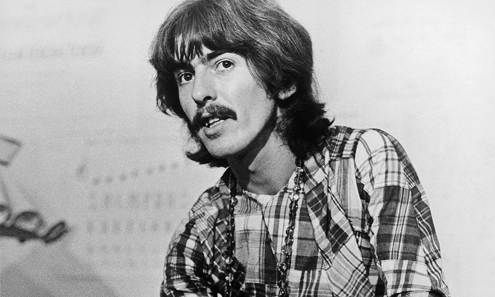 George Harrison photo by Ed Caraeff/Getty Images
