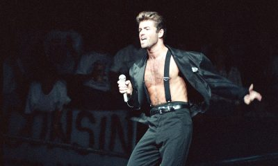 George Michael Artist Page