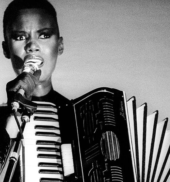 Grace Jones photo by Rob Verhorst/Redferns