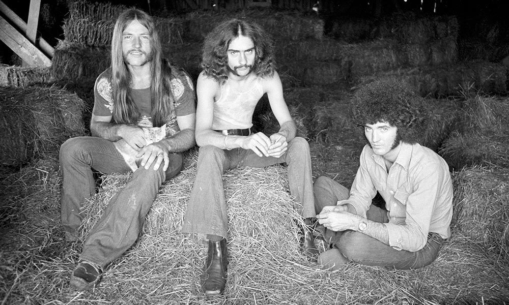 Grand Funk Railroad photo by Michael Ochs Archives and Getty Images