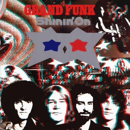 Grand Funk Shinin On