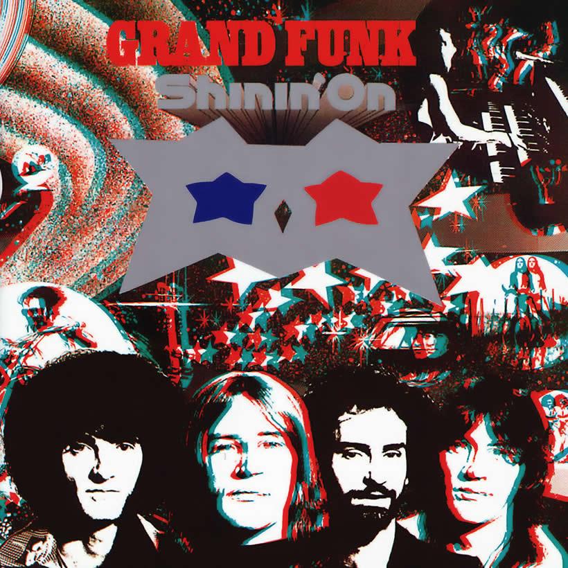 Grand Funk Shinin On