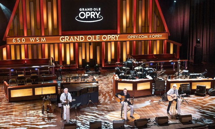 Grand Ole Opry 2020 credit Mark Mosrie