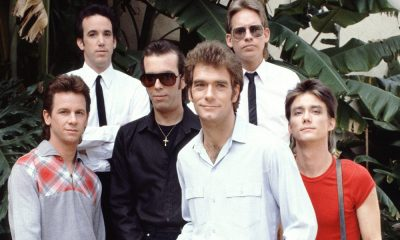 Huey Lewis And The News photo by Chris Walter/WireImage
