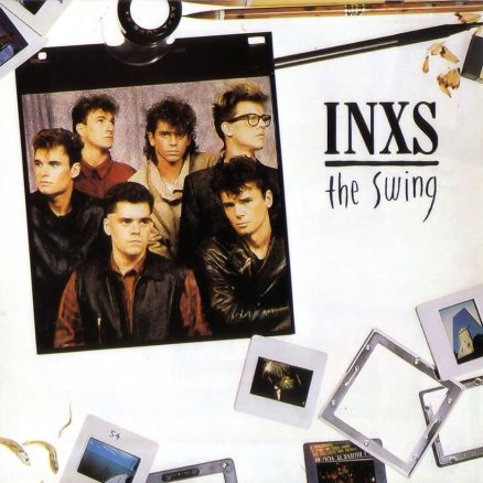 INXS The Swing album cover 820
