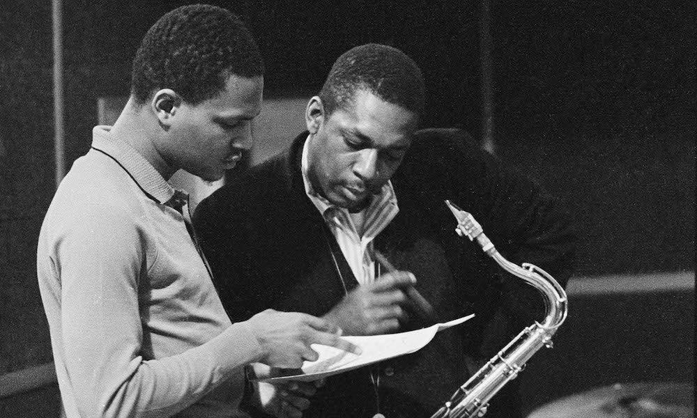 McCoy Tyner and John Coltrane - Joe Alper Archives
