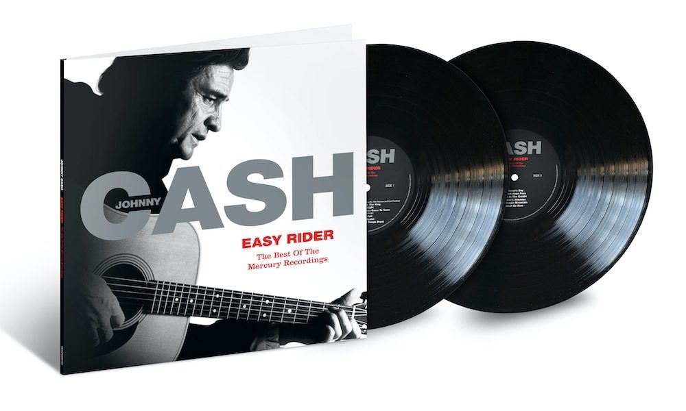 Johnny Cash Mercury Recordings