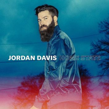 Jordan Davis Home State Album Cover