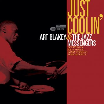 Just Coolin Art Blakey album