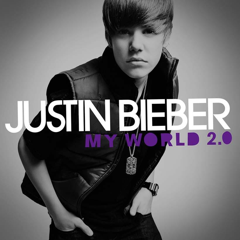 Justin Bieber My World 2.0 album cover