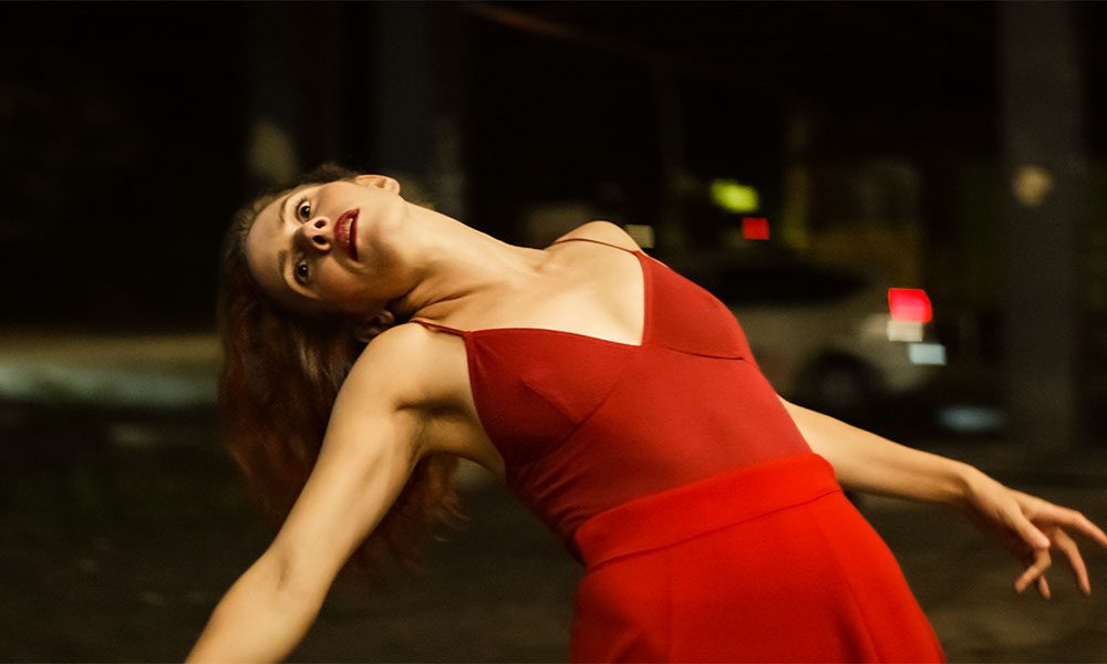 Beethoven World Hearing Day - photo of dancer Kassandra Wedel