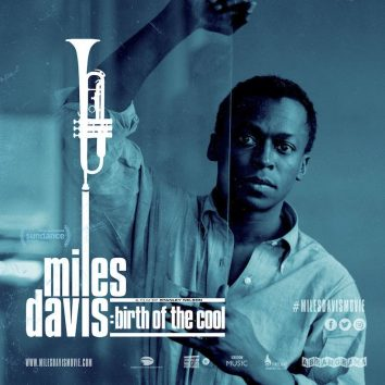 Miles Davis Birth Of Cool poster